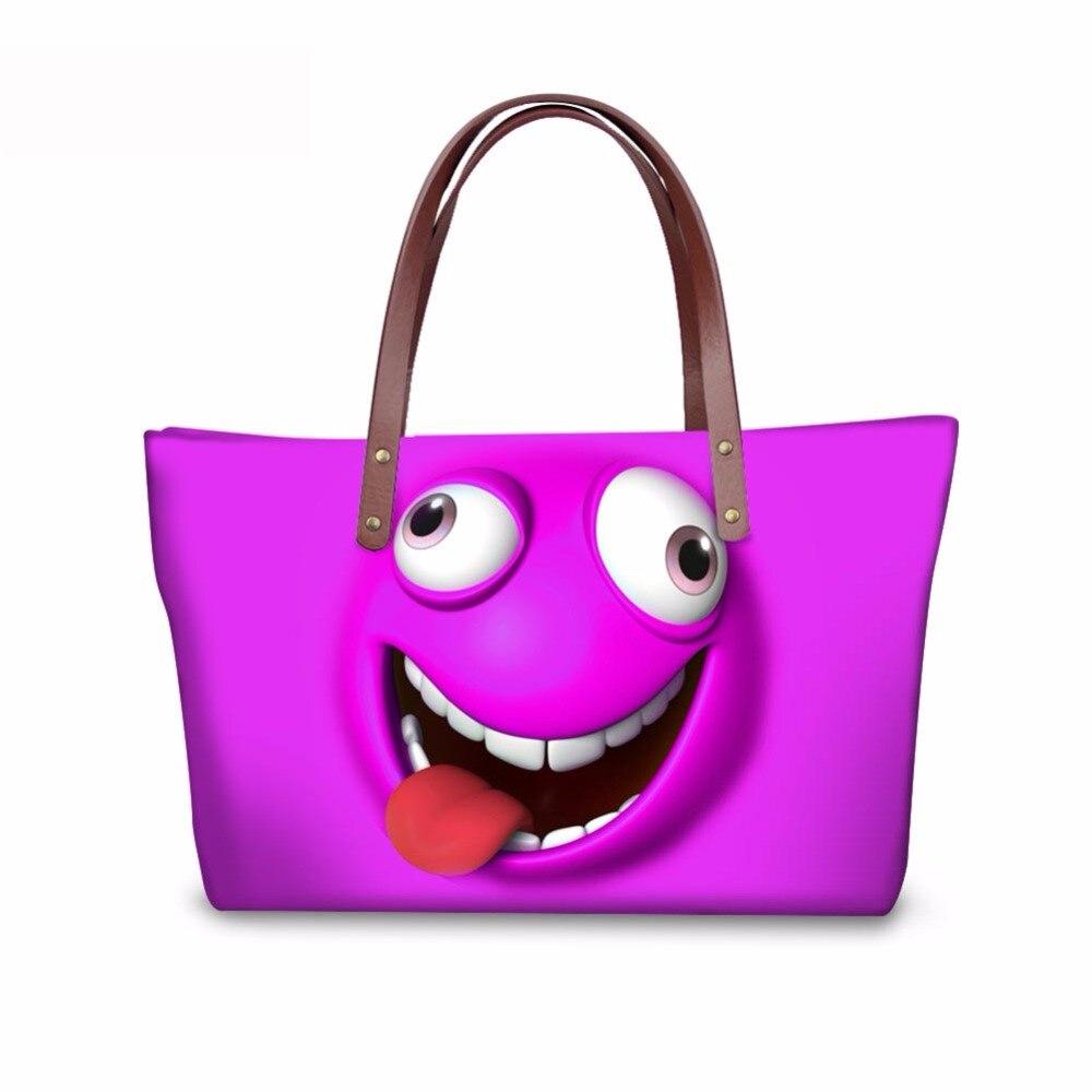 Noisydesigns enjoy color Designer Waterproof women handbags Ladies Shoulder Bags Girls Shopping Tote Waterproof Travel Bags