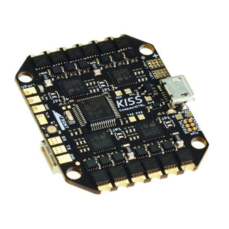 цена на KISS CompactCTRL CC All-in-One flight controller for Helicopters XP339
