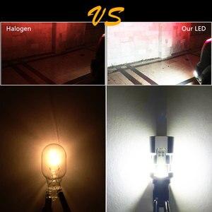 Image 5 - OXILAM 1200lm T15 W16W LED Canbus 921 912 Cuneo Luce di Retromarcia Lampadina di Alto Potere Luminoso Eccellente Auto Esterno Lampada 6500K Bianco