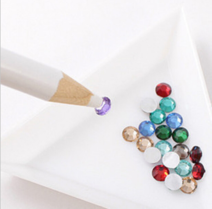 Hell Diy Handgemachten Schmuck Punkt Der Stift Handy Stick Zu Stick, Um Die Schönheit Stick Nehmen Speziellen Weißen Kern Bleistift
