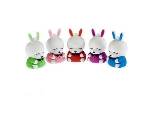 Usb Stick USB flash drive 4GB-64GB Cartoon rabbit - USB Flash 2.0 Memory Drive Stick S366pendrive
