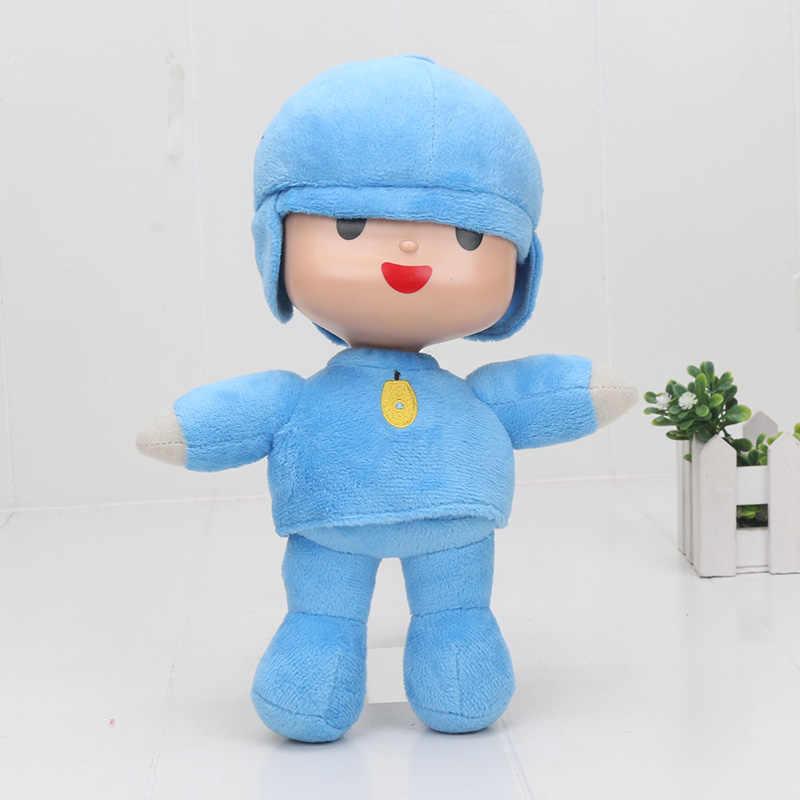 Pocoyo Brinquedos de Pelúcia Recheado brinquedos De Pelúcia Elly Loula Pocoyo Pato Nina Elepant Cão Pato Animal Bom Presente Para As Crianças