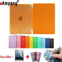 UltraThin Magnetic Leather Smart Split Cover For Ipad 2 Cases Ipad 3 Case Ipad 4 Cover