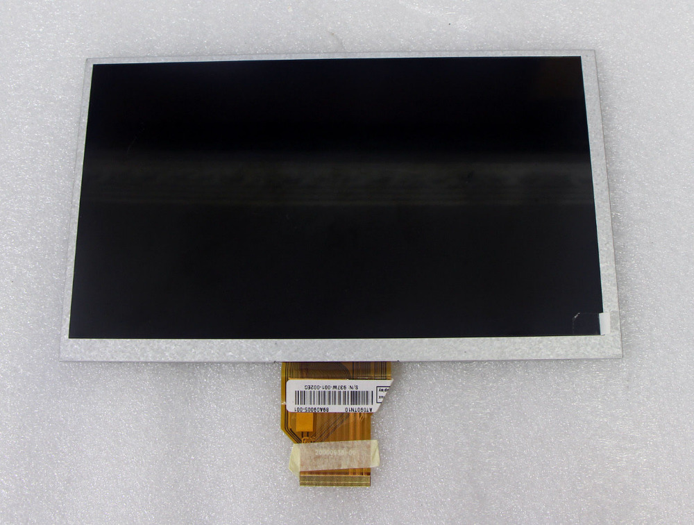 Latumab New 9 inches <font><b>LCD</b></font> Display panel AT090TN90 <font><b>50</b></font> <font><b>pin</b></font> Free shipping image