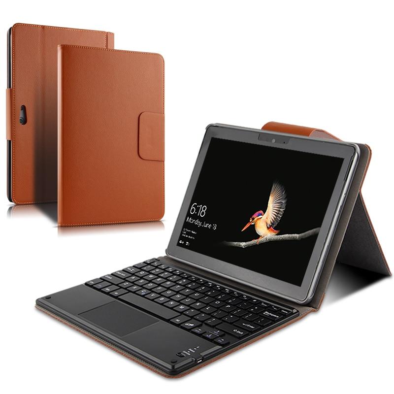 マイクロソフト表面行く磁気 Detachable Bluetooth キーボードケースカバー + スタイラス  グループ上の パソコン & オフィス からの タブレット & 電子書籍ケース の中 1