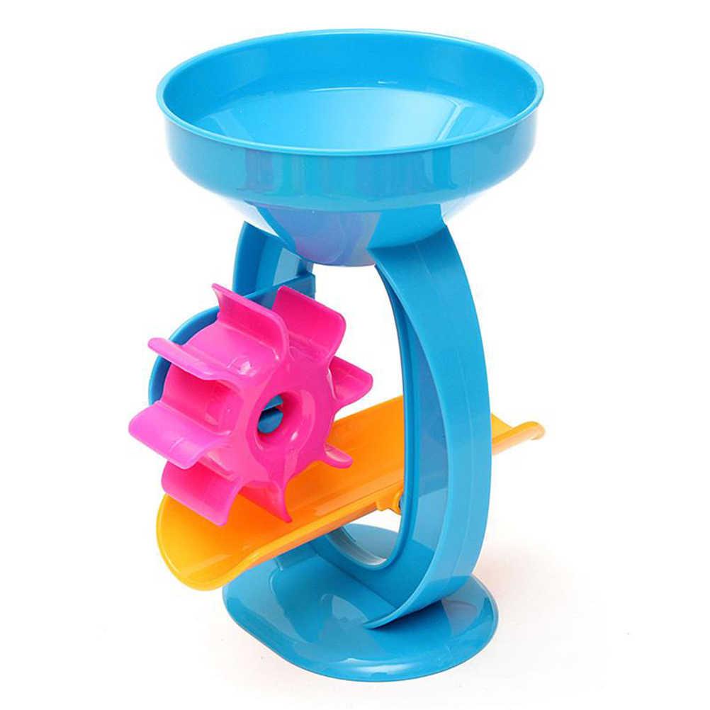 21 teile/satz Strand Sand Spielen Spielzeug Set Eimer Rechen Sand Rad Bewässerung Sand Spielen Badespielzeug Für Kinder Lernen Studie spielzeug