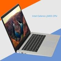 8GB RAM+480GB SSD Support HDD Notebook laptop 15.6inch LED 16:9 HD 1920x1080P Intel J3455 Quad Core HD Graphics Windows10