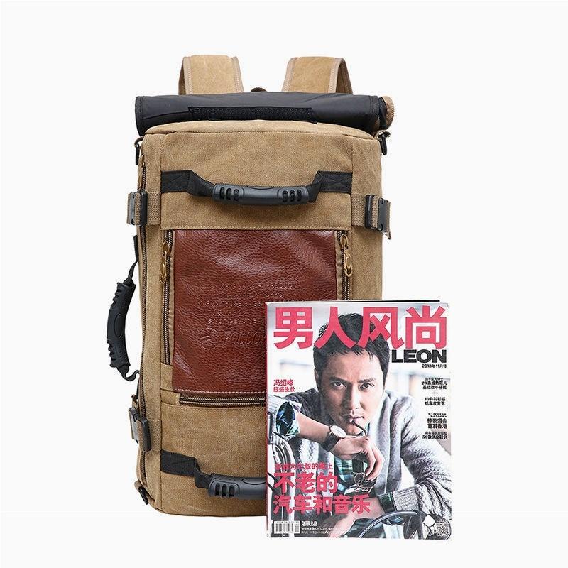 Backpacks Capacity Male Large