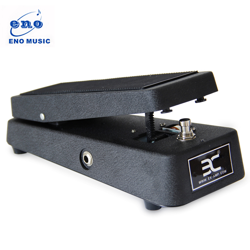 NEW Effect Guitar Pedal /ENO guitar pedal wah-vol pedal new kokko 2 inch 1 wah vol guitar pedal kw 1 mini wah volume combination multi effects pedal guitar accessories