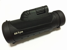 BIJIA 10x42 high quality monocular LLL night vision Non-slip waterproof pocket telescope for hunting concert