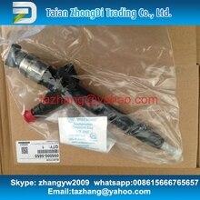 Genuine and new common rail injector 095000-5650, 095000-5655 for 16600EB30E/16600-EB300