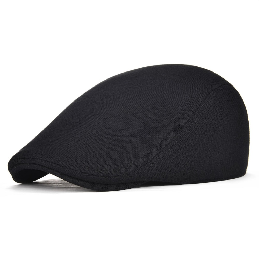 VOBOOM Soft Cotton Irish Cap Golf Ivy Jeff Caps Men Women Cabbie Newsboy Driver Gatsby Hat Boina 312