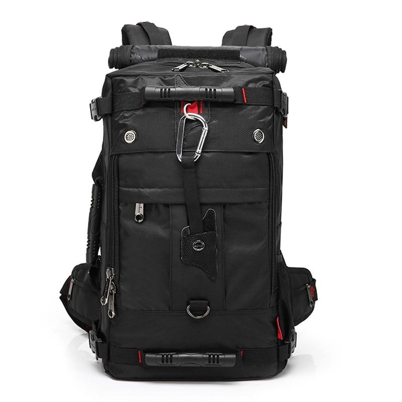 SIXRAYS 20 インチ男性のバックパック旅行バッグ大容量多彩なユーティリティ登山多機能防水バックパック  グループ上の スーツケース & バッグ からの 旅行バッグ の中 2