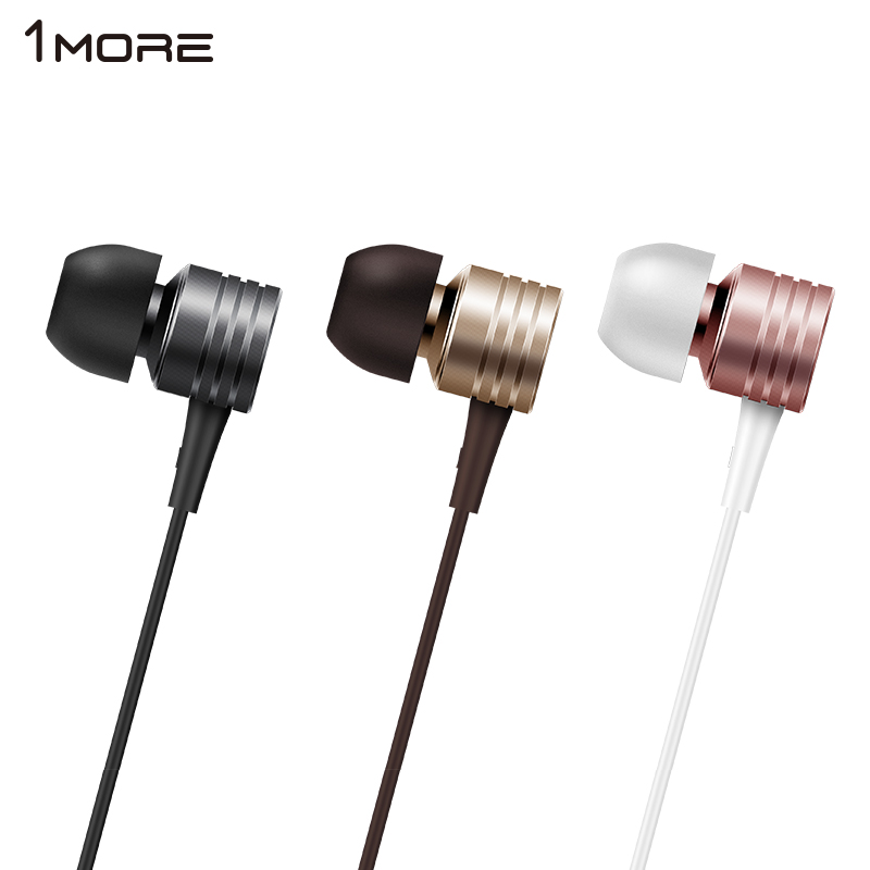 Original 1MORE Piston 2 Classic In-Ear Earphone with Microphone and Remote for Apple iOS and Android Phone Xiaomi Xiomi Xiami