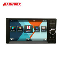 MARUBOX 7A701MT8,Car Multimedia Player Universal For Toyota, 8 Core, Android 8.1, Radio chips TEF6686, 2GB RAM, 32G ROM, GPS,USB(China)