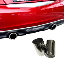 For Cadillac atsl tailpipe ATS - l retrofit exhaust pipe decorative stainless steel