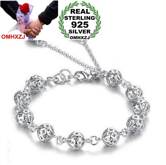 Jewelry & Accessories Bracelets & Bangles Omhxzj Wholesale Fashion Star Woman Child Party Gift Meteor Shower Push Pull 925 Sterling Silver Bracelet Bangle Adjustable Sz57 Fixing Prices According To Quality Of Products