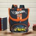 Качество новое поступление горячей продажи Детей школьного Рюкзака хорошее качество автомобили ортопедические Дети Ранцы для мальчиков mochila infantil