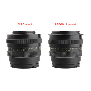 Image 4 - 10 Pieces M42 Thread Mount Lens for Canon EOS Canon 5D 6D 60D 70D 600D 700D 760D 800D 70D 1300D 1200D 100D Camera Lens Adapter