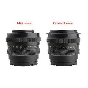 Image 4 - Adaptador de lente de cámara M42 para Canon EOS Canon 5D 6D 60D 70D 600D 700D 760D 800D 70D 1300D 1200D 100D, 10 piezas