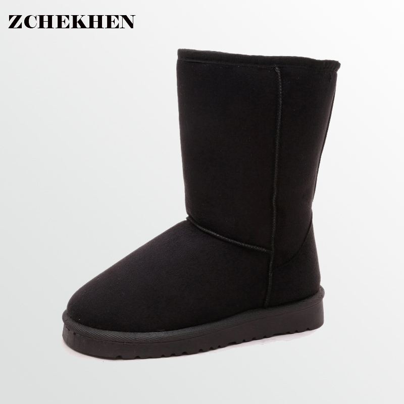 Boot High Quality Women S Snow Boots For Lady Winter Warm Fur Cotton Ankle Boot Soft