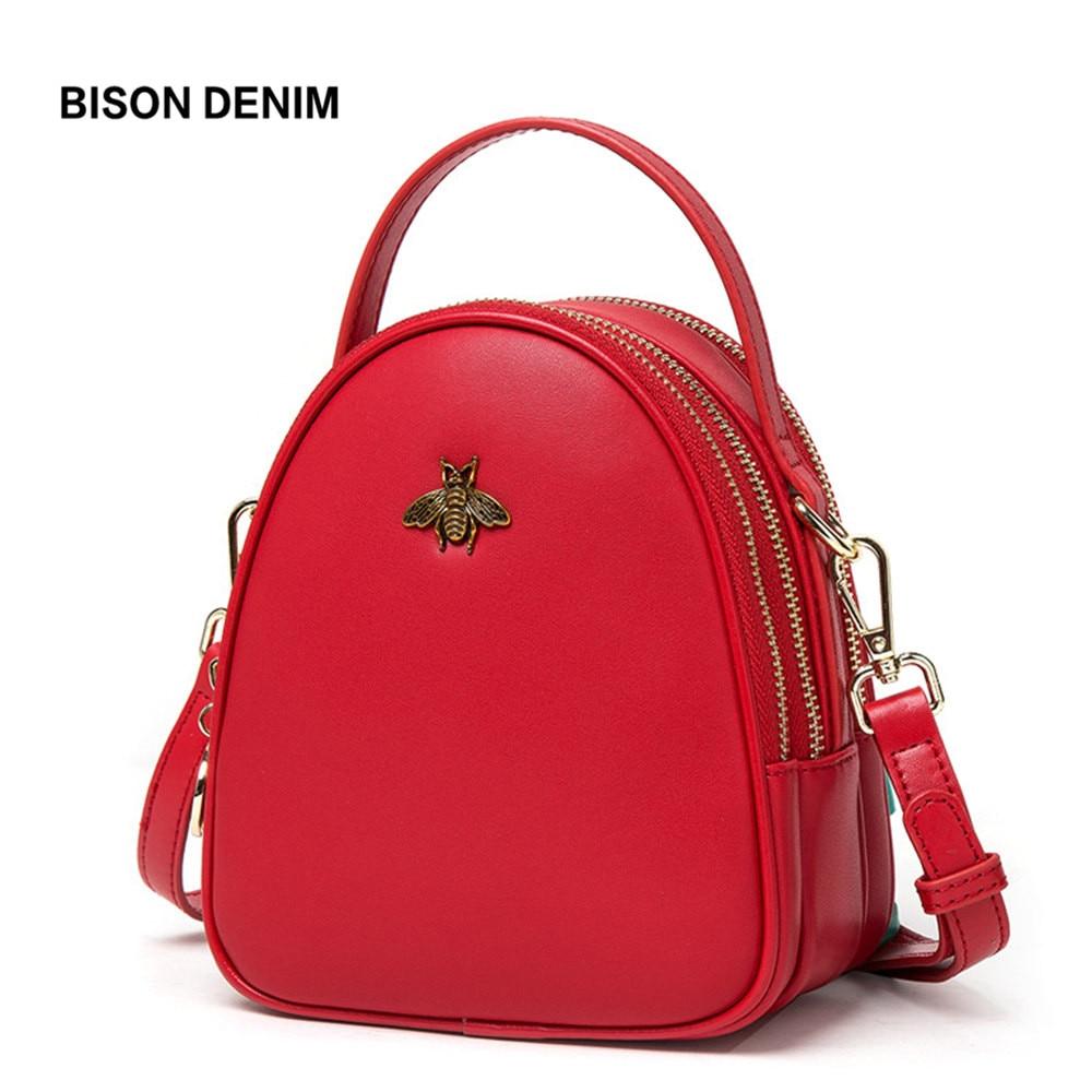 Бизон джинсовые кожа Для женщин сумки роскошные Сумки Для женщин сумки дизайнерские женские сумки на плечо для Для женщин 2018 сумка через пл...