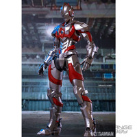 OHS EM/DS 1/6 ULTRAMAN No Pre Painted Lighting Ver. Assembly plastic Model Kits