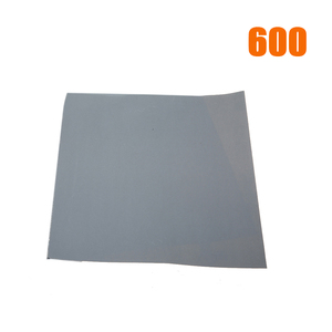 Image 4 - Stone Sandpaper Silicon Carbide Wet And Dry 400 600 800 1000 1200 grit Waterproof Polishing Wood Varnish Useful