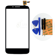 Black TP for Umi eMAX 5.5″ Touch Screen Digitizer Front Glass Panel Sensor No LCD Phone Replacement Parts Free Shipping+Tools