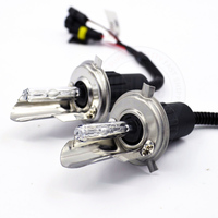 2pcs H4 3 Bixenon Bulb Hid Xenon Bulb Car Headlight Motorcycle Car Hid Projector Lens Headlight