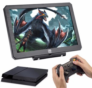 Image 3 - Przenośny HDR monitor gamingowy 8.9 Cal 1920*1200 IPS QHD wyświetlacz LCD USB zasilany na Xbox, PS4, PS3, Raspberry Pi, a mini PC (089A)