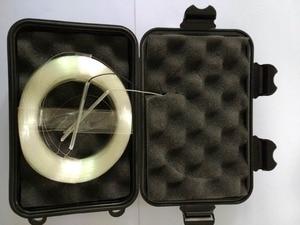 Image 5 - Fiber OTDR Launch Cable Box 1000m OTDR Dead Zone Eliminator Single Mode Fiber Rings SM 1km
