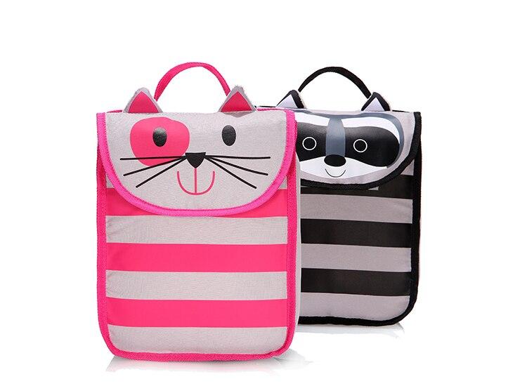 Gewidmet 2015 Neue Top Qualität Katze Dreidimensionale Stil Thermische Tasche Lebensmittel Kühler Taschen Cute Cartoon Isolierung Lunchbox Tasche Eis Pack