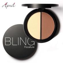 Bronzers focallure маркеры shimmer контур bling stick палитра маркер корректор макияжа