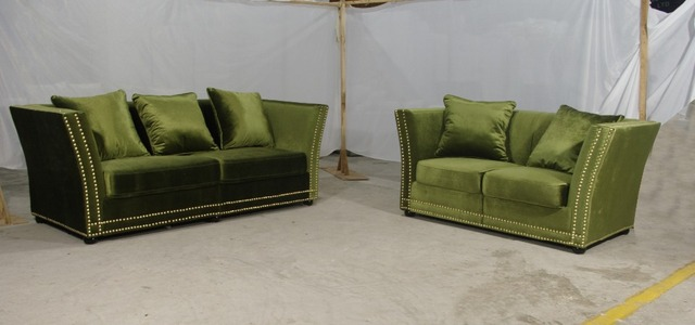 Manbas Lvory Tufted Fabric Sofa Comes With Kiln Dried Hardware For The 7