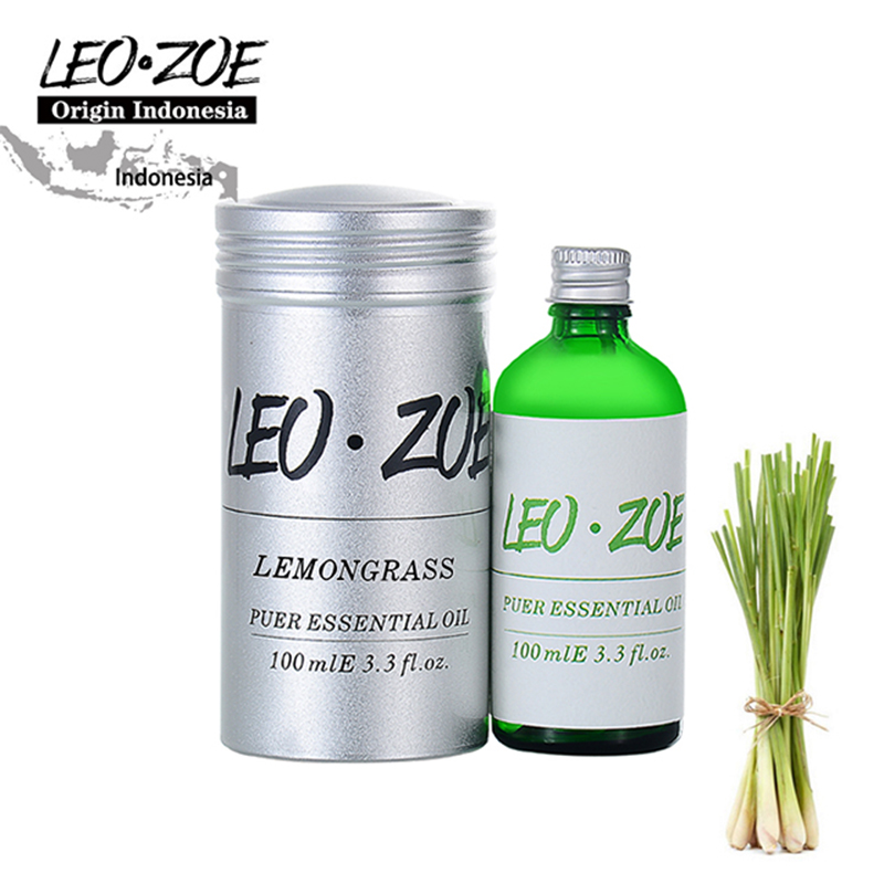 Leozoe Citronella Essential Oil Certificate Of Origin Indonesia Authentication Aromatherapy Citronella Oil 100ML Essential Oil leozoe pure camellia oil certificate of origin japan camellia essential oil 100ml essential oil huile essentielle