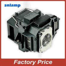 100% Snlamp Совместимость лампы проектора ELPLP54 V13H010L54 для EB-X8e EH-TW450 EX51 EX71 Powerlite HC 705HD EB-S8LAMP H309A