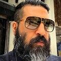 Gafas de sol de Los Hombres de Lujo de la Marca de Conducción Gafas de Sol Para Los Hombres gafas de Sol de HD Grandmaster Sombras Gafas Piloto Al Aire Libre Cuadrado Original