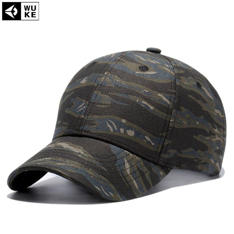 Prix pour [Wuke] 2017 Nouveau Camouflage De Marque Casquettes de Baseball Relances Chapeaux pour Hommes Cap Os Z-5279