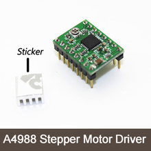 3D printer Bigtree4988 stepper motor drive Stepstick MAX2A with heat sink compatible with A4988 support MAX 128 micro step