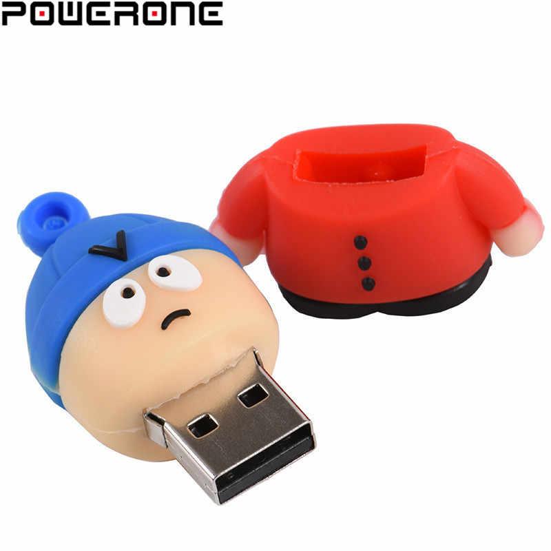 POWERON Ereal 容量カオスドラゴンボールペンドライブ漫画ドラゴンボールのギフト 8 ギガバイト 16 ギガバイト 32 ギガバイト 64 ギガバイト息子悟空 USB フラッシュドライブ PenDrives