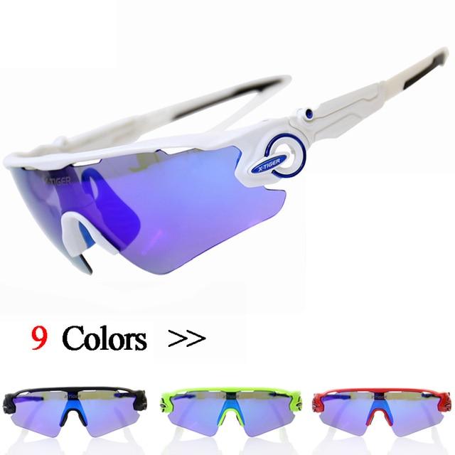 Polarizada Óculos de Ciclismo de Corrida óculos de Sol Da Bicicleta MTB  bicicleta de Estrada Esportes 358a9618d0