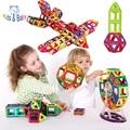 3d diy blocos de construção de brinquedos do bebê combinação brinquedo conjunto kit de aprendizagem educacional inspire criativo pequenos blocos magnéticos