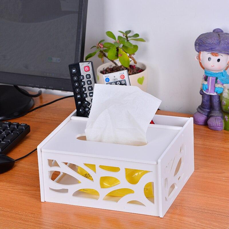 Waterproof Wood Storage Box: Multi Functional Storage Box Wood Plastic Composite