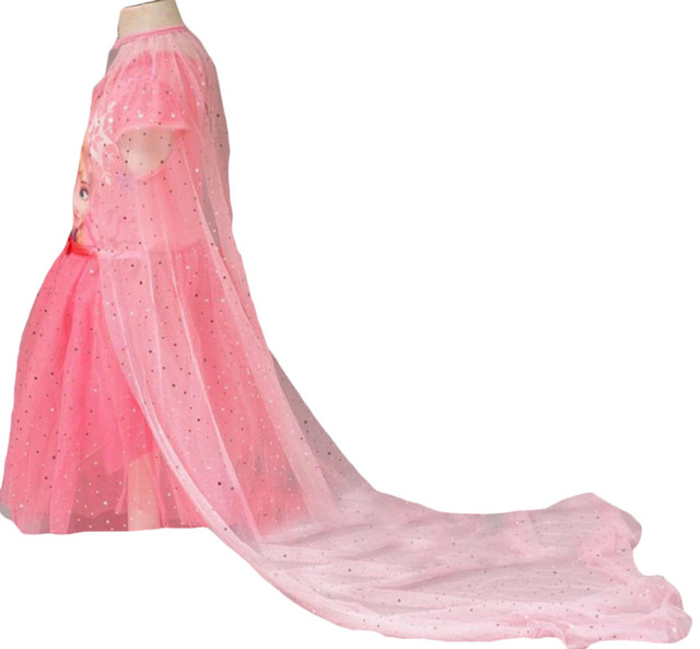 New Elsa Dress Princess Girl Dresses Costumes for Children Fancy Party Anna Dress Role-play Carnival Toddler Girls Clothing 3-10