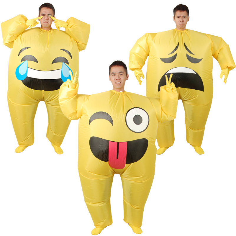 Funny Fat man fancy dress Adult Inflatable Costume Inflatable Rider for Halloween Purim Festival Party blow up costume
