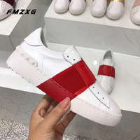Women Super Quality Flats Casual Shoes Genuine Leather Sneakers Woman Platform Oxford Shoes For Women Luxury