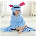 New Baby Blankets Size 90*80cm  Cartoon Blue Warm Blanket High Quality Receiving Blanket For Newborn 0-2 Years Unisex Boys Girls