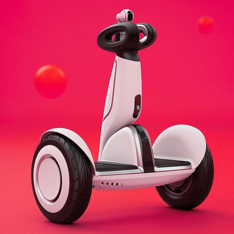 Mi Nine Plus Electric 11 inch Self Balancing Scooter 18km / h - Elektronik pintar - Foto 3