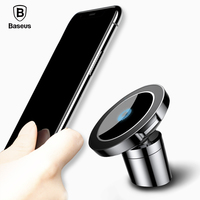 Baseus QI Wireless Charger Magnetic Car Holder For IPhone X 8 Samsung S9 S8 Mobile Phone